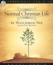 The Normal Christian Life - audiobook on CD  -     By: Watchman Nee