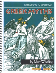 Greek Myths: Imitation In Writing   -     By: Matt Whitling
