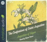 The Confessions of Saint Augustine - Audiobook on CD   -     By: Saint Augustine