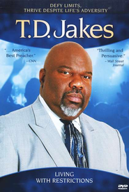 T.D. Jakes DVD Boxed Set, 3 DVDs   -     By: T.D. Jakes