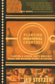 Planting Missional Churches  -     By: Ed Stetzer