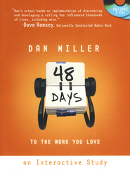 48 Days to the Work You Love: An Interactive Study  -     By: Dan Miller