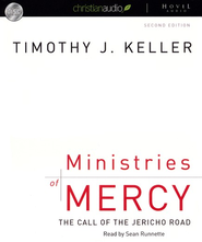 Ministries of Mercy Unabridged Audiobook on CD  -     By: Timothy Keller