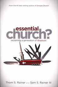 Essential Church? Reclaiming a Generation of Dropouts  - Slightly Imperfect  -