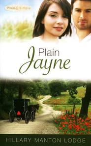 Plain Jayne - eBook  -     By: Hillary Manton Lodge