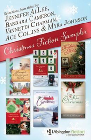 Free Christmas Fiction Sampler - eBook [ePub] - eBook  -     By: Barbara Cameron, Vannetta Chapman, Ace Collins