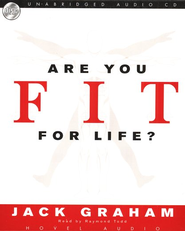 Are You Fit for Life? - unabridged audiobook on CD  -              By: Jack Graham