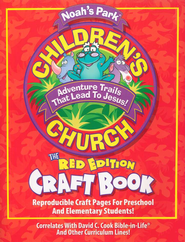 Noah's Park Children's Church: Red Edition   -