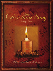 The Christmas Song: A Musical for Senior Adult Choir   -