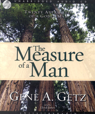 The Measure of a Man, Unabridged Audio CD   -     By: Gene A. Getz