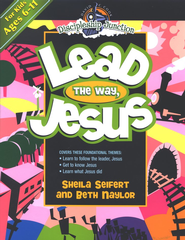 Discipleship Junction: Lead the Way, Jesus   -