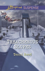 Treacherous Slopes  -     By: Terri Reed