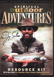 Spiritual Outdoor Adventures Resource Kit   -     By: Jimmy Sites