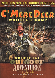 Spiritual Outdoor Adventures: C'Mere Deer Whitetail Camp--DVD  -     By: Jimmy Sites