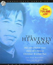 The Heavenly Man Unabridged Audiobook on CD  -     By: Brother Yun