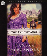 The Inheritance - Audiobook on CD  -     By: Tamera Alexander