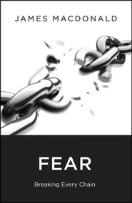 Fear, Pack of 25 Tracts   -              By: James MacDonald
