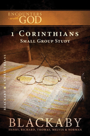 1 Corinthians: A Blackaby Bible Study Series - eBook  -     By: Henry T. Blackaby