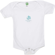 Our Little Miracle Romper, White, 6 Months  -