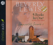Summerhill Secrets: Volume 1, unabridged audiobook on CD  -              By: Beverly Lewis