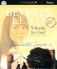 Summerhill Secrets: Volume 2, unabridged audiobook  on CD  -     By: Beverly Lewis
