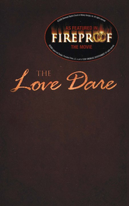 The Love Dare - Slightly Imperfect  -