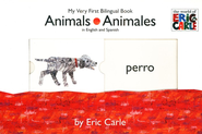 Animals/Animales: My Very First Bilingual Board Book  -     By: Eric Carle