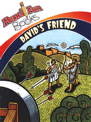 David's Friend - 10 Pack, Pencil Fun Books  -