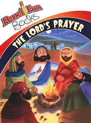 The Lord's Prayer - 10 pack, Pencil Fun Books  -
