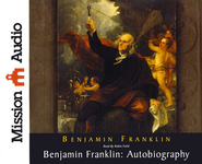 Benjamin Franklin: Autobiography--Unabridged Audiobook on CD  -              Narrated By: Robin Field                   By: Benjamin Franklin