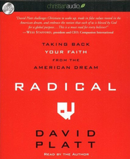 Radical: Unabridged Audiobook on CD  -     By: David Platt