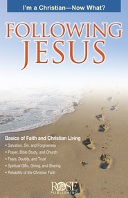 Following Jesus - eBook  -