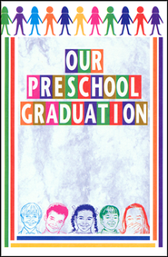 Preschool Program Covers (Pack of 25)   -