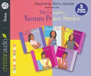 Yasmin Peace Series: The Complete Series--Unabridged Audiobook on CD  -     Narrated By: Robin Miles     By: Stephanie Perry Moore