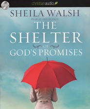 Shelter of God's Promises Unabridged Audiobook on CD  -     By: Sheila Walsh