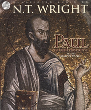 Paul in Fresh Perspective Audiobook on CD  -     By: N.T. Wright