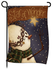 Star of Wonder Flag, Small  -