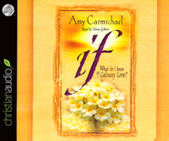 If Unabridged Audiobook on CD  -     Narrated By: Tavia Gilbert     By: Amy Carmichael