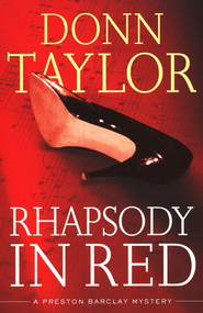 Rhapsody in Red  -     By: Donn Taylor
