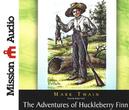 The Adventures of Huckleberry Finn Unabridged Audiobook on CD  -     Narrated By: Robin Field     By: Mark Twain