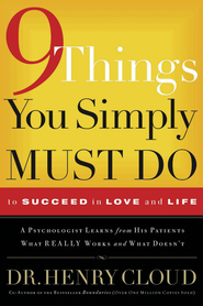 9 Things You Simply Must Do - eBook  -     By: Dr. Henry Cloud