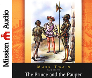 The Prince and the Pauper Unabridged Audiobook on CD  -     Narrated By: Robin Field     By: Mark Twain