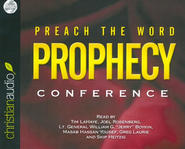 Preach the Word Prophecy Conference Unabridged Audiobook on CD  -              By: Greg Laurie, Joel C. Rosenberg, Tim F. LaHaye