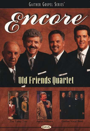 Encore, DVD    -     By: Old Friends Quartet