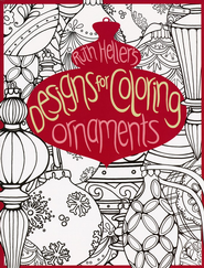 Ornaments: Designs for Coloring   -              By: Ruth Heller