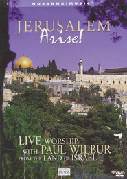 Jerusalem Arise! DVD   -              By: Paul Wilbur