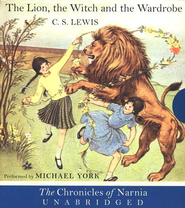 The Chronicles of Narnia:  The Lion, the Witch and The Wardrobe - Unabridged Audiobook on CD  -              By: C.S. Lewis