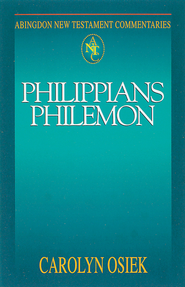 Abingdon New Testament Commentary - Philippians & Philemon - eBook  -     By: Carolyn Osiek