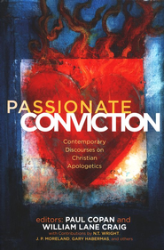 Passionate Conviction: Contemporary Discourses on Christian Apologetics - Slightly Imperfect  -
