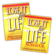 Lose it For Life, Book & Workbook  -